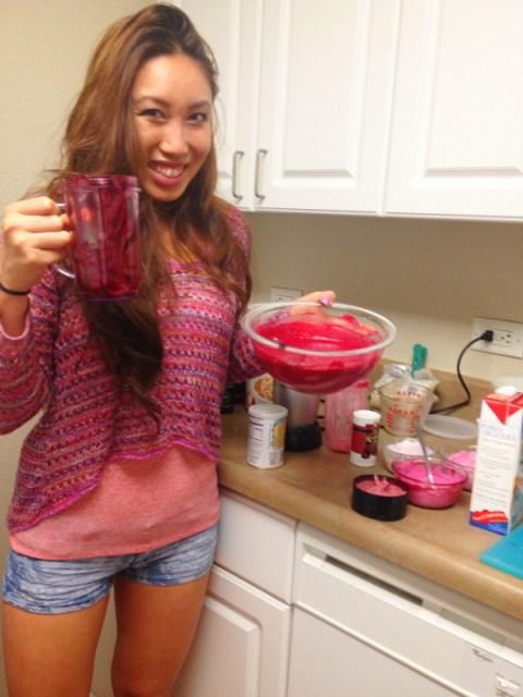 cassey beet cupcakes red velvet