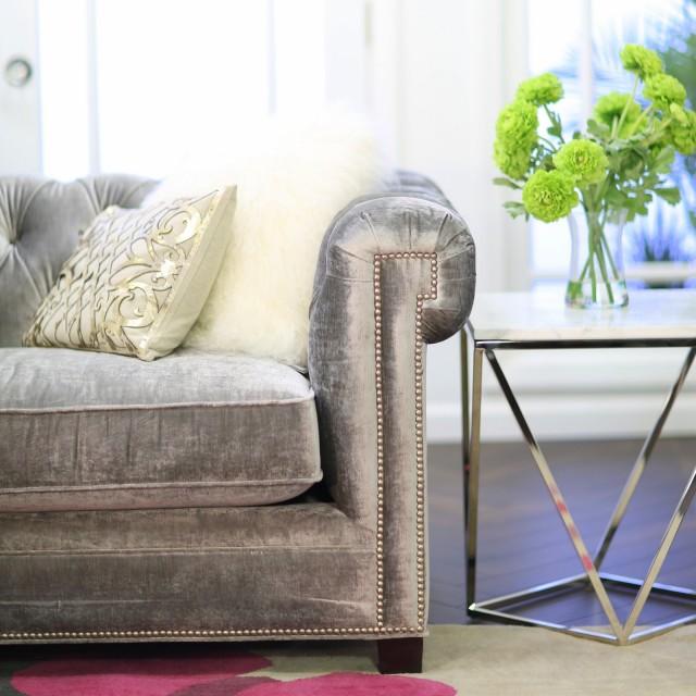 sofa corner square