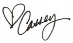 love cassey new signature