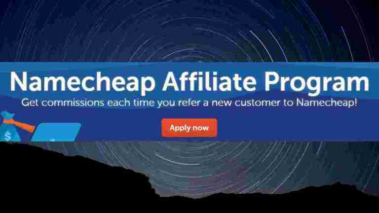 Namecheap Affiliate Program Review and Steps to Sign Up