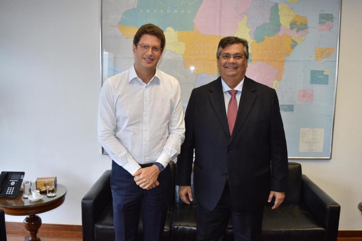 Ministro do Meio Ambiente garante apoio ao Governo do Estado para Lençóis Maranhenses