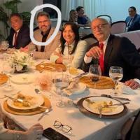 Na iminência de ser preso, marido de senadora ficou frente à frente com Moro
