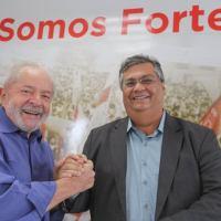 Lula posta foto com Flávio Dino e joga pá de cal em crise com PCdoB