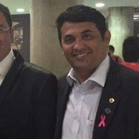 Roberto Rocha põe ponto final na pré-candidatura de Wellington pelo PSDB