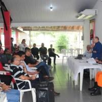 Eudes Sampaio define estratégias para a segurança no Carnaval e Lava-Pratos