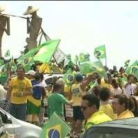 Apoiadores de Bolsonaro estão proibidos de fazer carreata pelo fim de isolamento