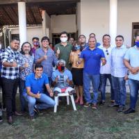 Mais de 40 pré-candidatos a vereador do PP reafirmam apoio a Rubens Júnior