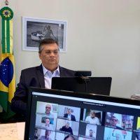 Flávio Dino apresenta Pacto Nacional pelo Emprego a centrais sindicais