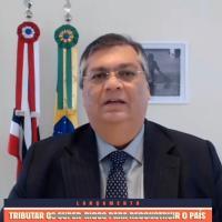 """""""Bolsonaro deseja esmagamento dos mais pobres e da classe média"""", diz Flávio Dino"""