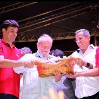 Rubens agradece apoio: 'Vou defender jeito Lula e Flávio Dino de governar: ao lado de quem mais precisa'