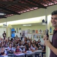 Rubens analisa dados do IDEB e reforça suas propostas para a educação em São Luís