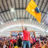 Rubens inicia campanha hoje com carreata gigante que percorrerá do Itaqui-Bacanga à Cidade Operária