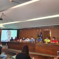 Duarte recebe apoio oficial de Bira e Rubens Júnior na disputa contra Braide