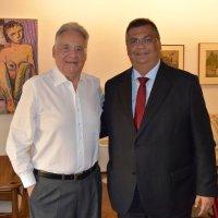 Flávio Dino e FHC estarão juntos em ato virtual das centrais sindicais anti-Bolsonaro em 1º de Maio