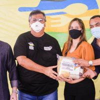 Com o Comida na Mesa, Governo já entregou mais de 50 mil cestas básicas a cidades maranhenses