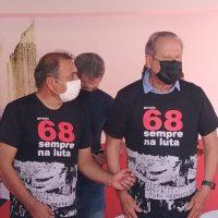 """Zé Dirceu conversa com dirigentes do PT sobre """"Geração 68"""""""