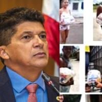 Deputado Marcos Caldas diz que pré-candidatura de Weverton não subiu no telhado