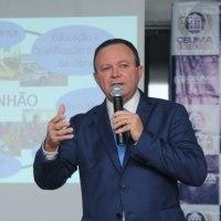 Brandão conversa com Adriano Sarney e quer contar com o PV em 2022