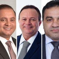 Pré-candidatos disputam apoio de prefeitos para viabilizarem seus projetos
