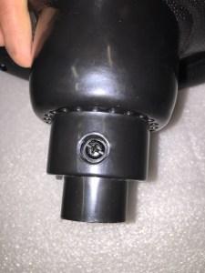 installation volant suv X6 12 volts électrique