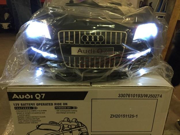 Pack Tranquillité Audi Q7 Check