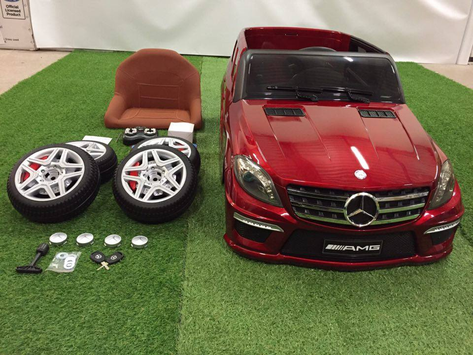 assemblage mercedes ml63 amg 12 volts blog kiddiquad. Black Bedroom Furniture Sets. Home Design Ideas