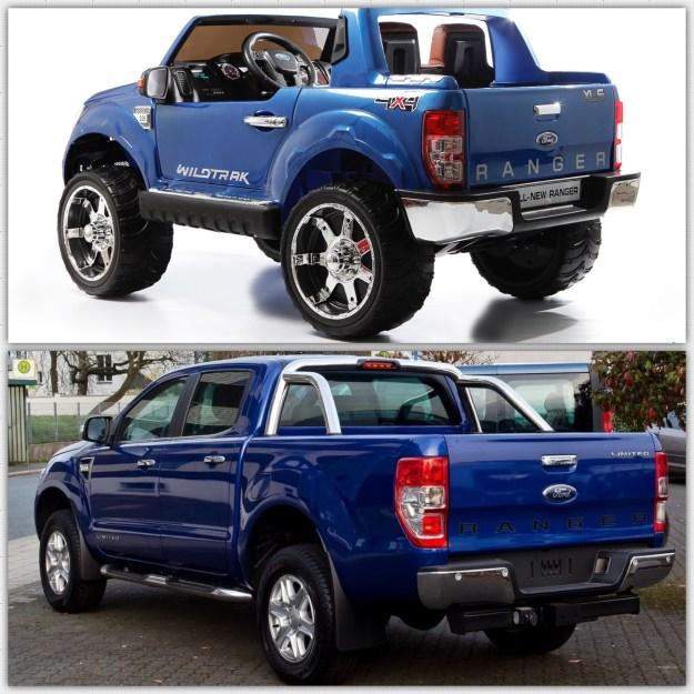 ford ranger vs ford ranger