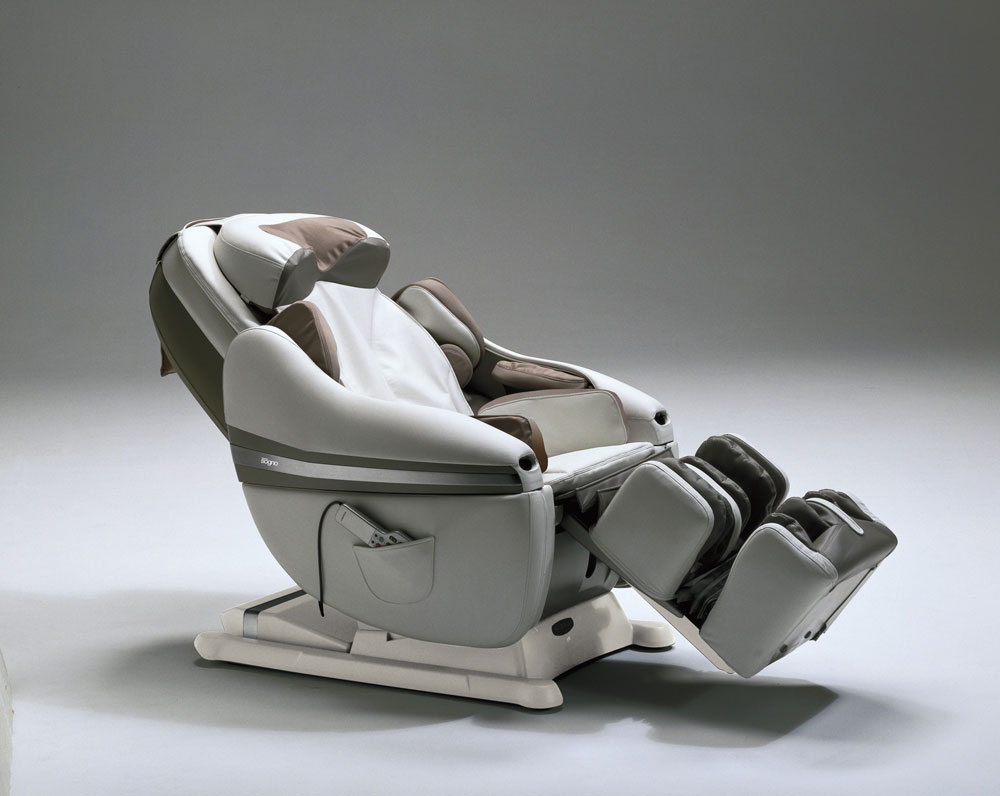 Luxurious Massage Chairs with State of the Art Features