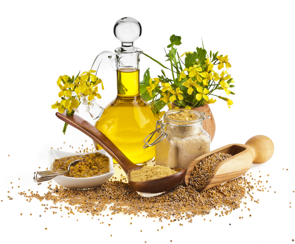 how to use mustard oil for skin