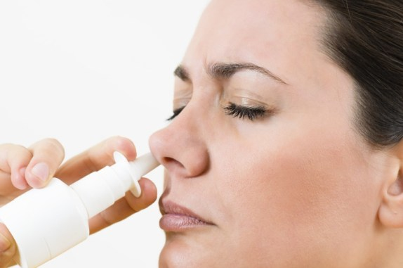 Home-Made Nasal Spray For Nasal Congestion