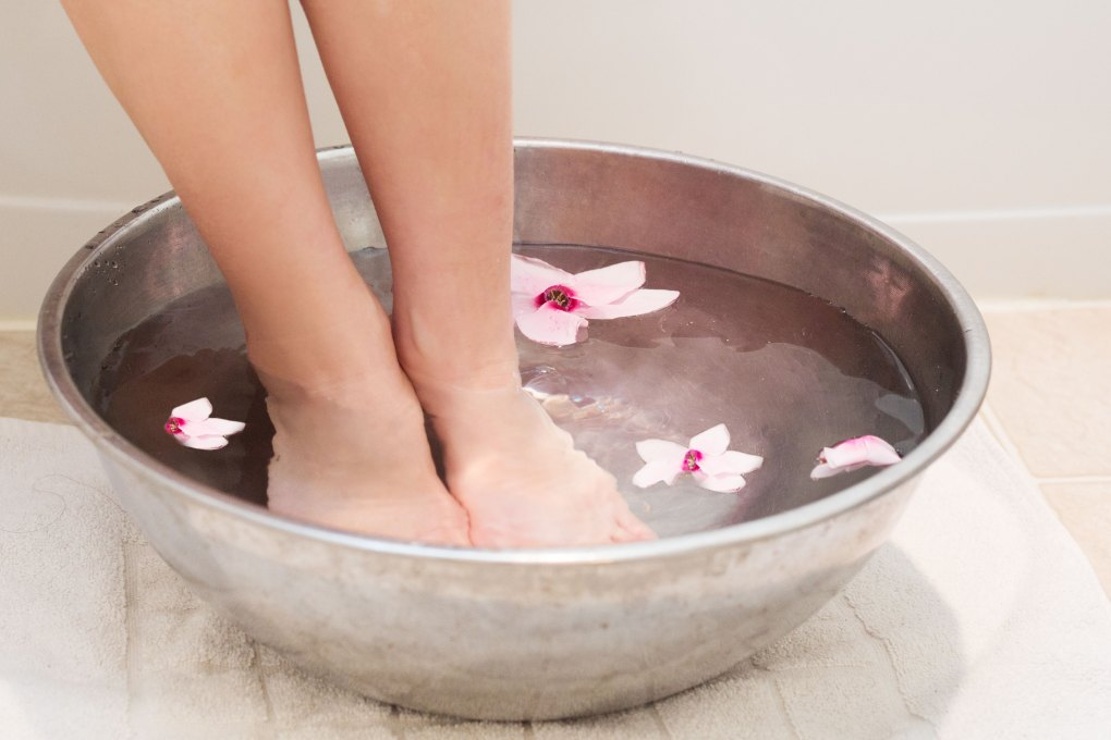 Natural Treatment For Dry Feet