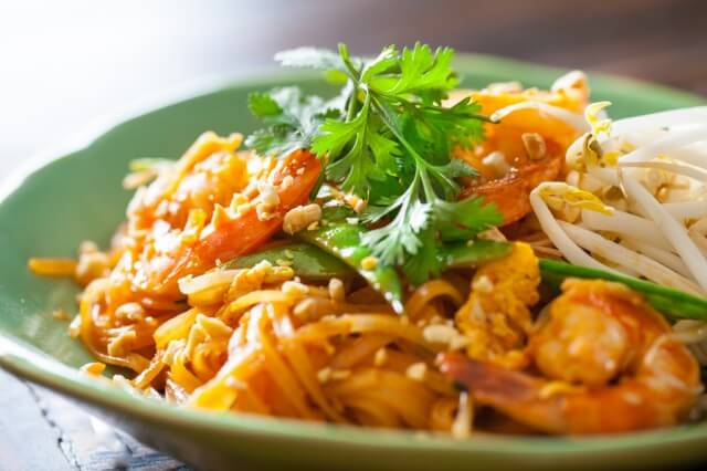 Spicy And Delicious Pad Thai Recipe