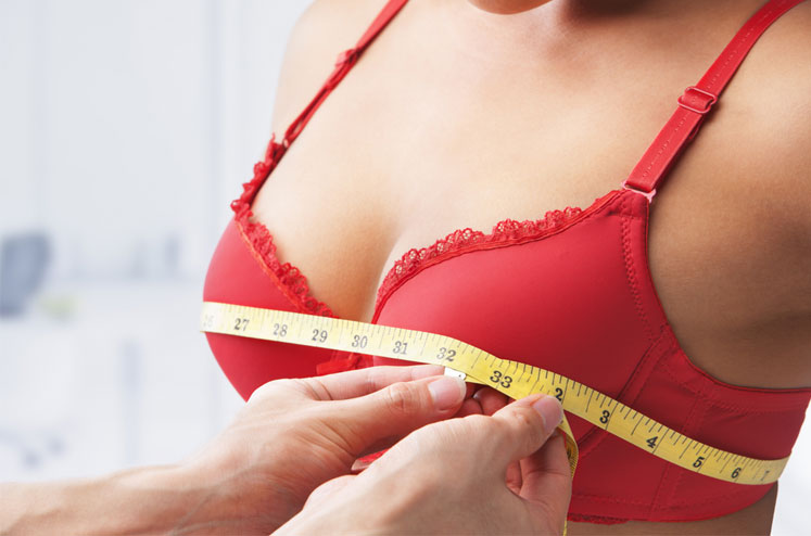 Home Remedies For Increasing Breast Size