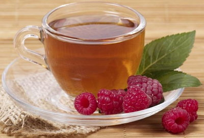 Drink Raspberry Tea