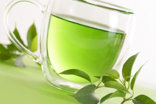 Green Tea For Reduce Breast Size