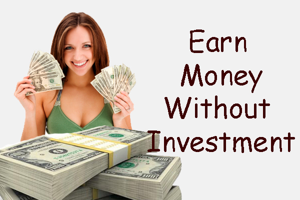 Earn Dollars Online Without Investment