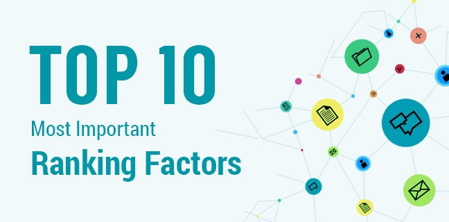 10 Important Ranking Factor in Google SERP