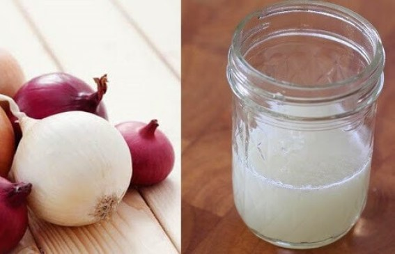 How To Use Onion Juice For Thinning Hair