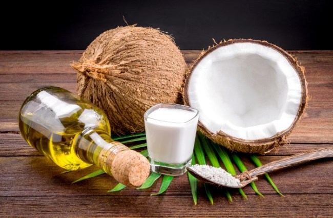 Coconut Oil for Sensitive Skin