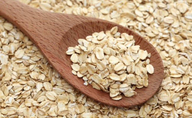 Oatmeal for Perioral Dermatitis