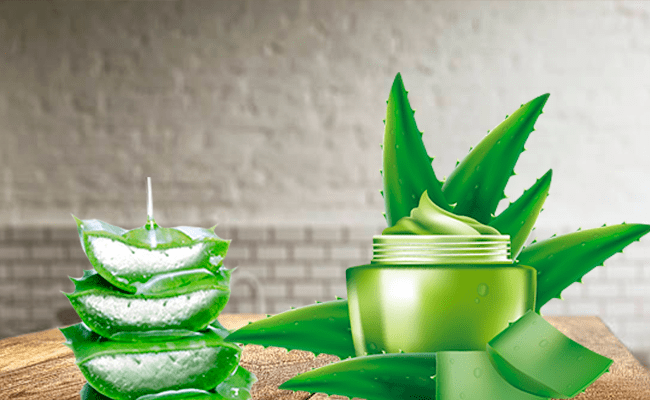 Aloe Vera for Dark Spot