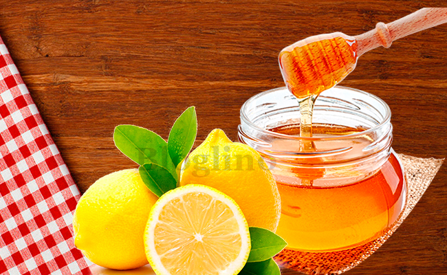 Honey and Lemon Face Mask for Glowing Skin