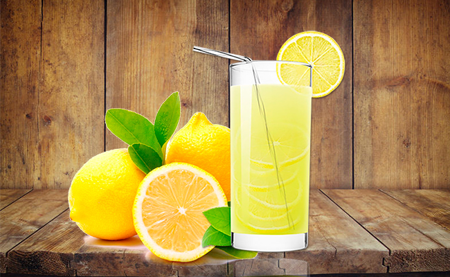Lemon for Skin Allergies