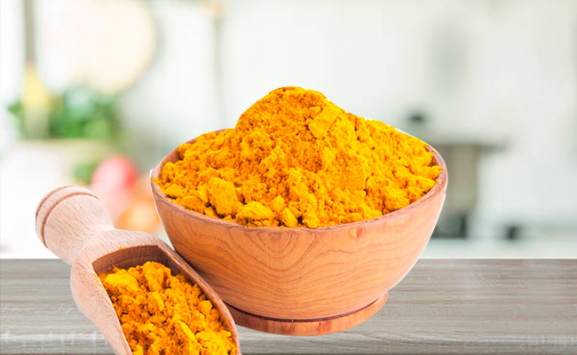 Turmeric for Athlete's Foot