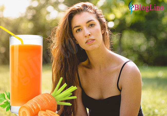 carrot-juice-for-hair-growth