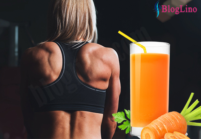 carrot-juice-for-muscle-growth