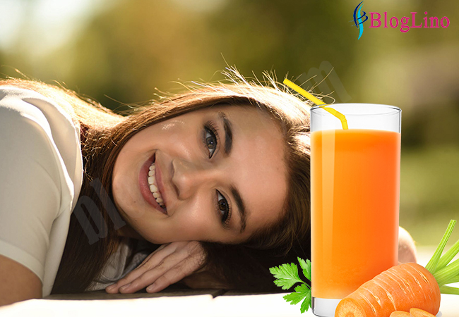 carrot-juice-for-skin-dryness-and-scare