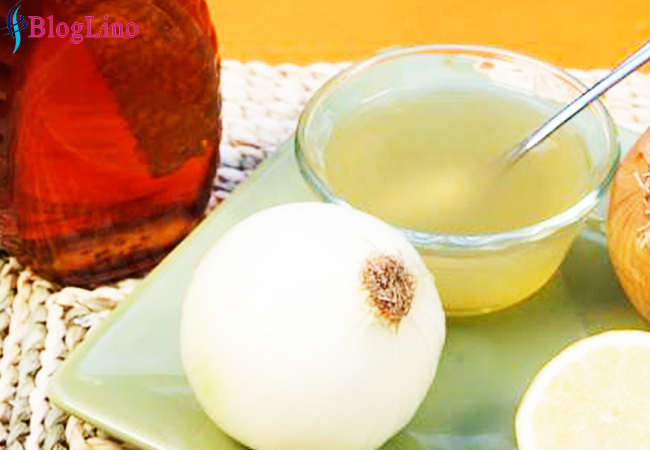 Onion Juice for Rashes on Face