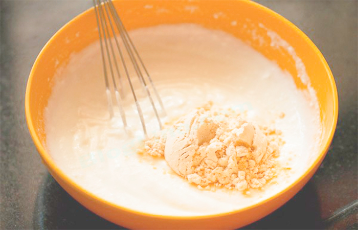Curd and Besan Face Pack for All Skin Types