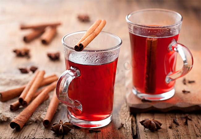 Spice Tea for Back Pain
